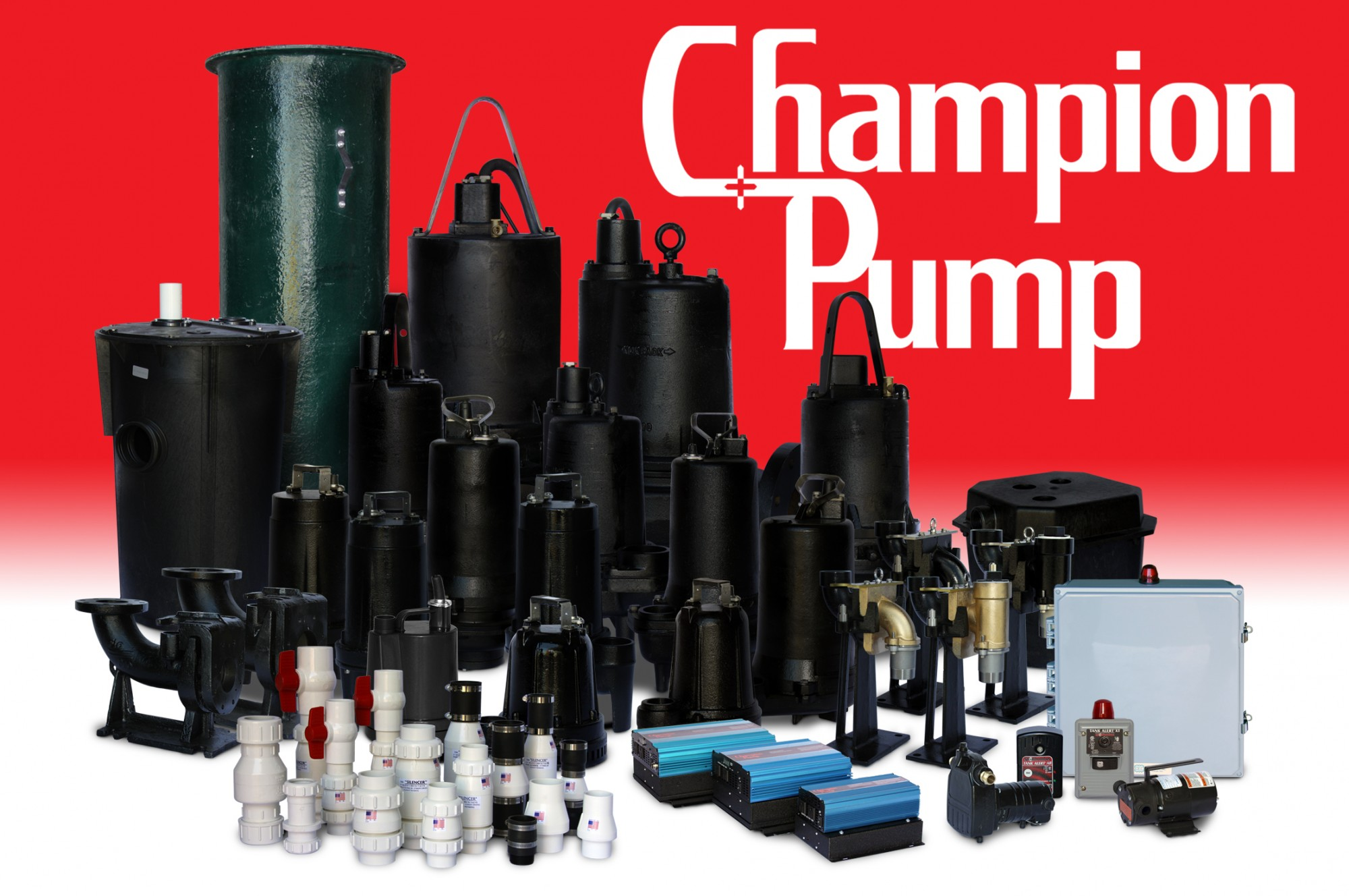 Champion Pump Family